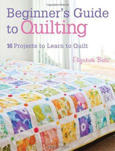 beginner quilting book