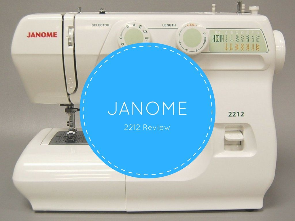Janome hands on review affordable reliable and