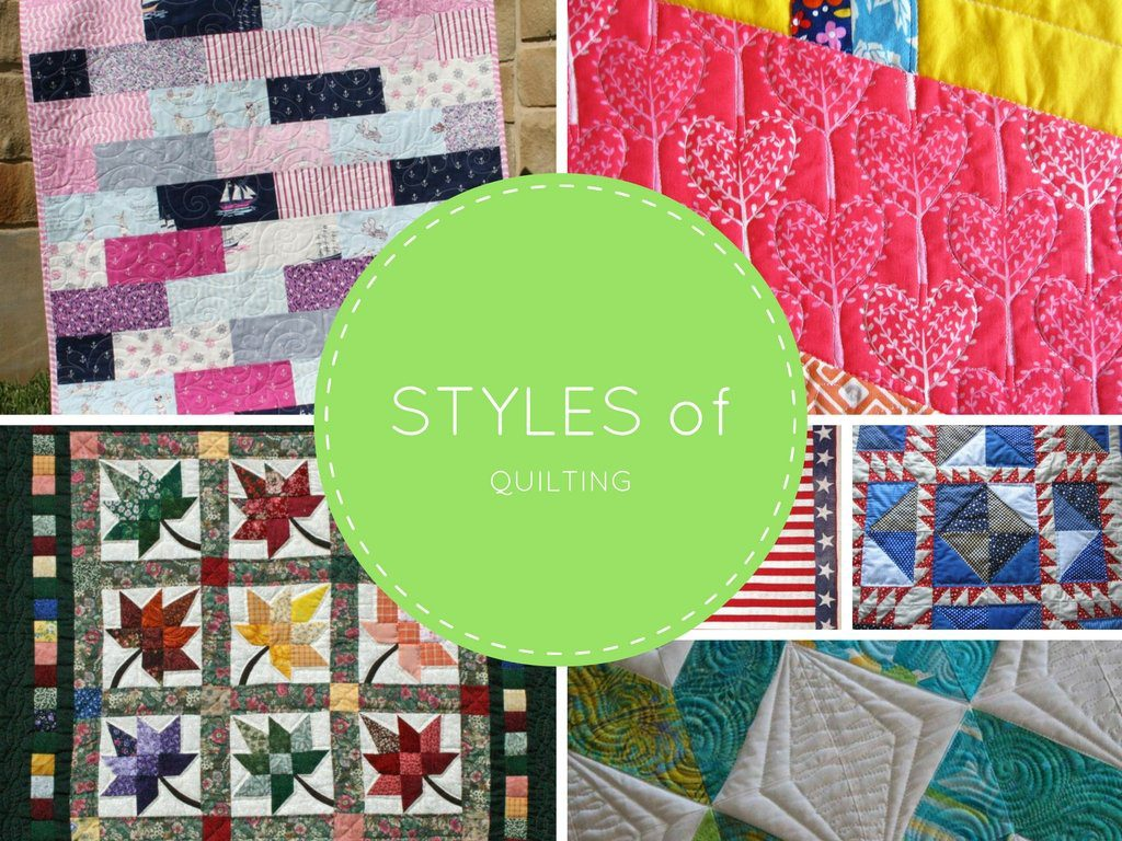 The Most Popular Quilting Styles and Techniques : popular quilts - Adamdwight.com