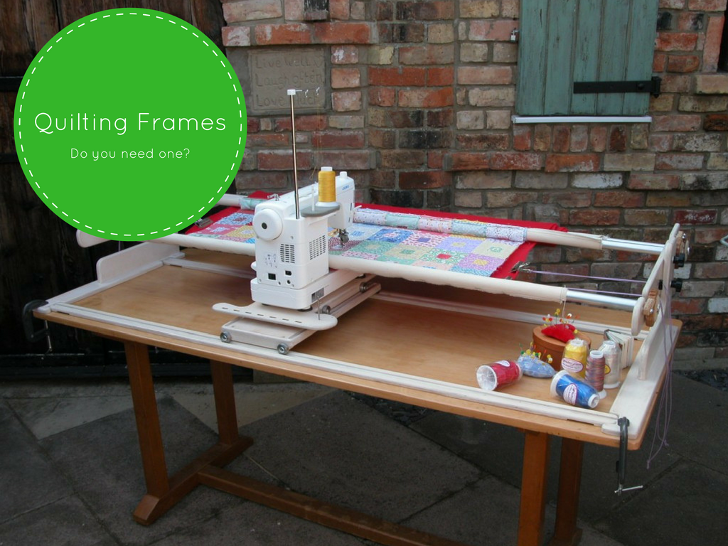 What Are Quilting Frames and Why Should You Get One?