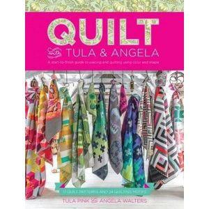 Quilt With Tula And Angela: A Start-to-Finish Guide to Piecing and Quilting Using Color and Shape Review