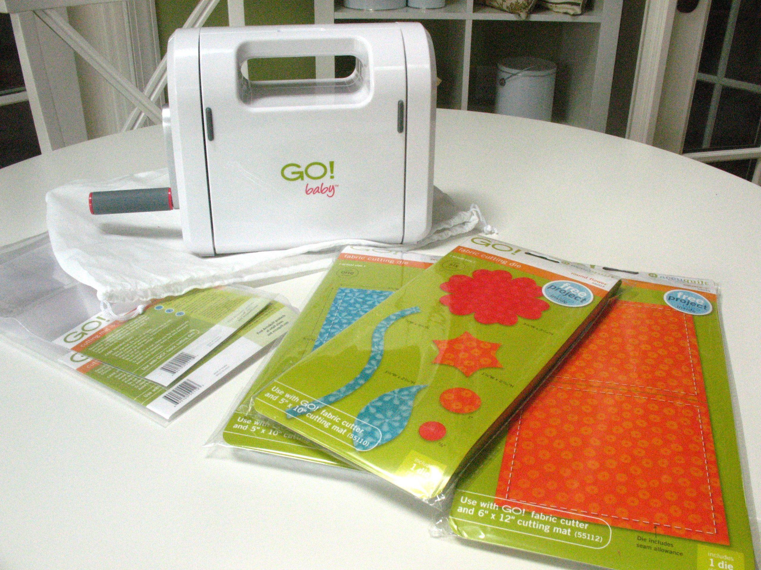 AccuQuilt GO! Baby Fabric Cutter Review : accu quilt go - Adamdwight.com