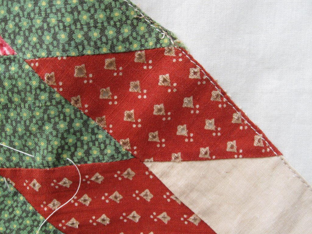 5 Ways to Repair and Old Quilt : how to patch a quilt - Adamdwight.com