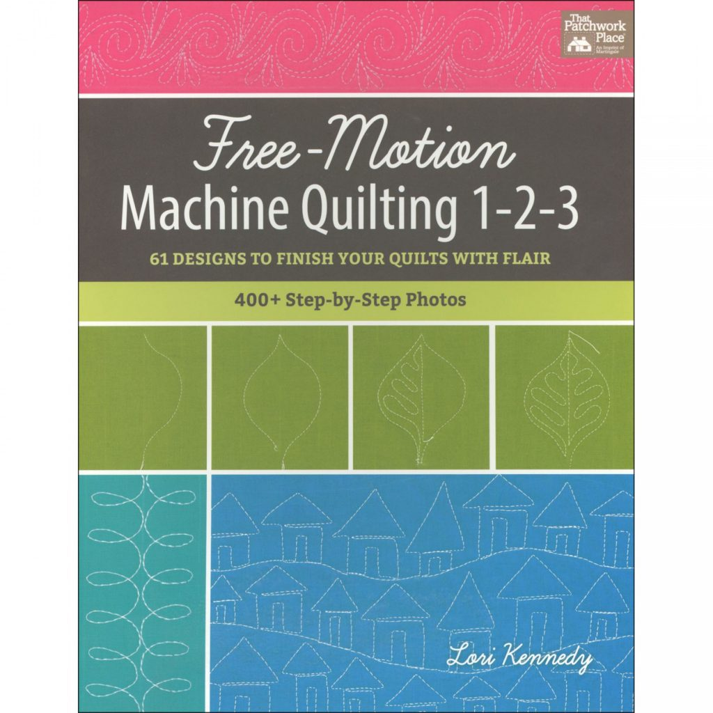 Free Motion Quilting 1-2-3
