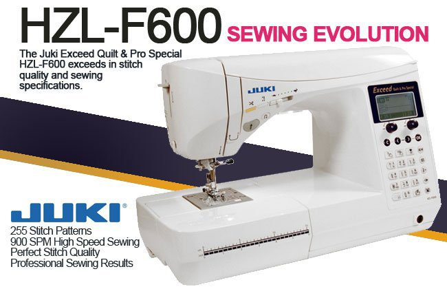Juki HZL F40 Computerized Sewing And Quilting Machine Review Gorgeous Juki Sewing Machine Reviews