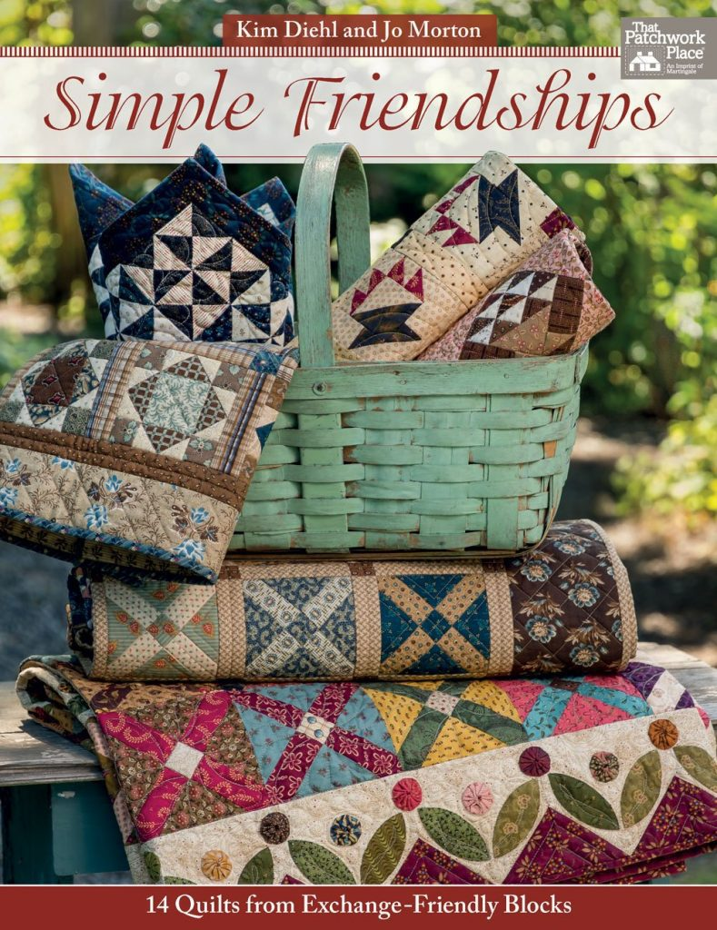 14 Quilts from Exchange-Friendly Blocks