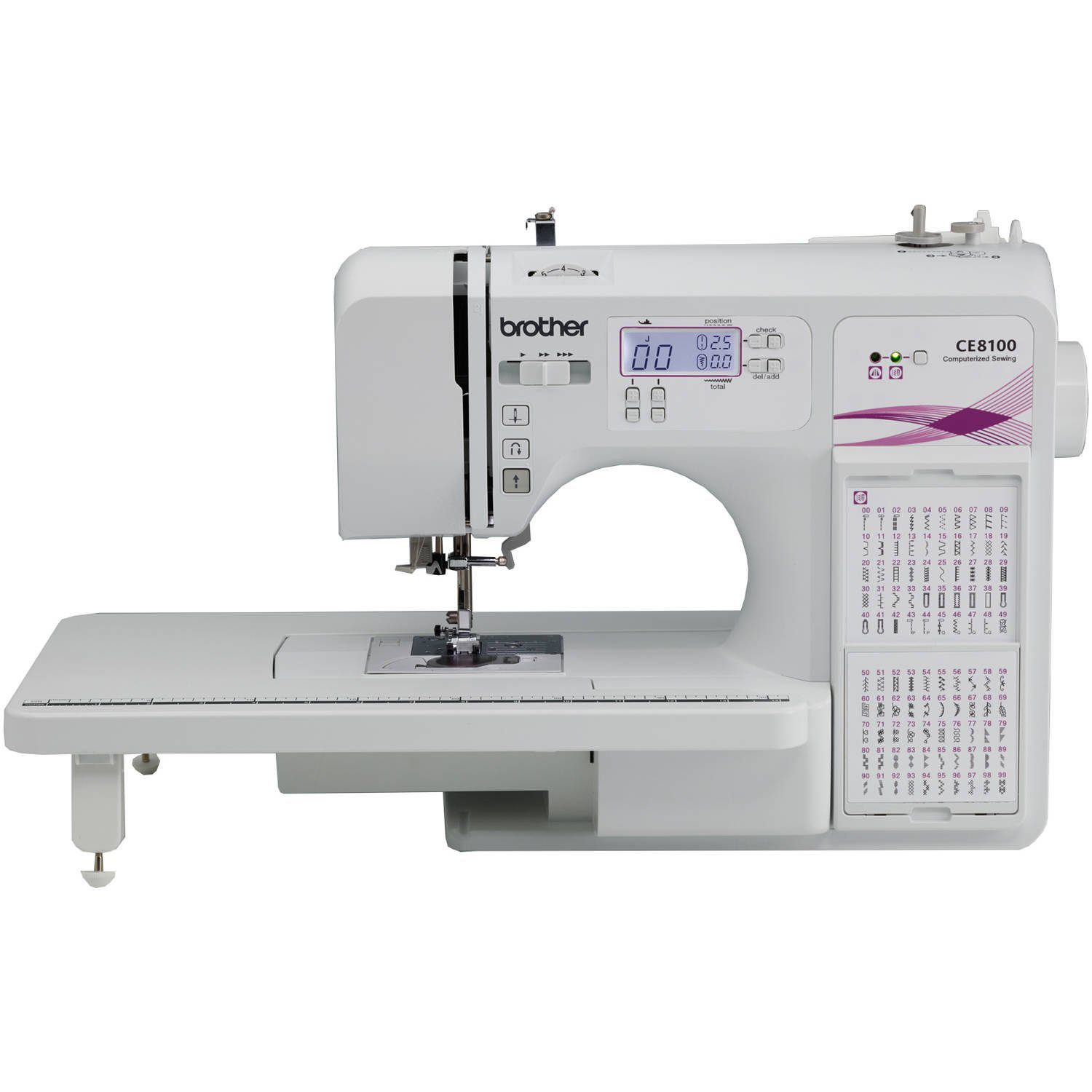 brother ce8100 quilting machine