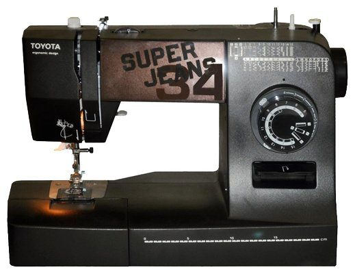 TOYOTA Super Jeans Review Best Sewing Machine For Denim Amazing Toyota Sewing Machine Reviews