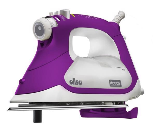 Oliso TG1100 Smart Quilting Iron with iTouch Technology