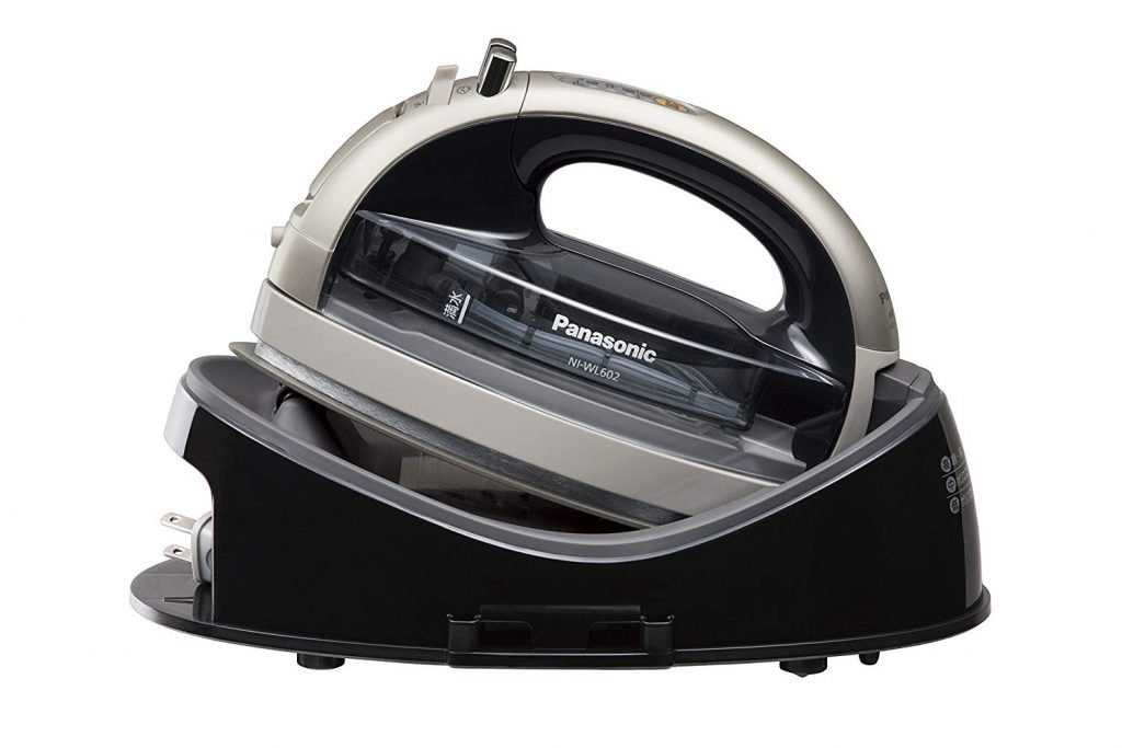Panasonic Ceramic Cordless Freestyle Iron