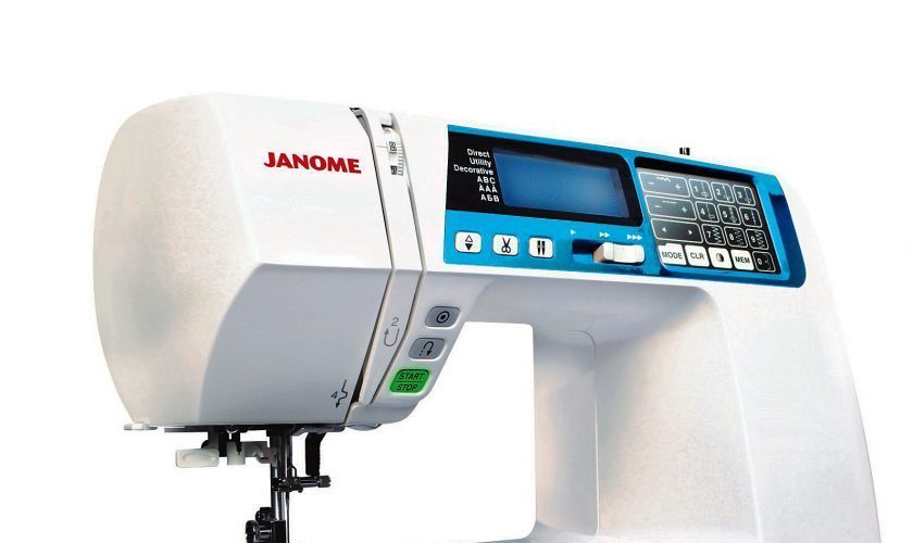 Janome 4120QDC Computerized Sewing Machine