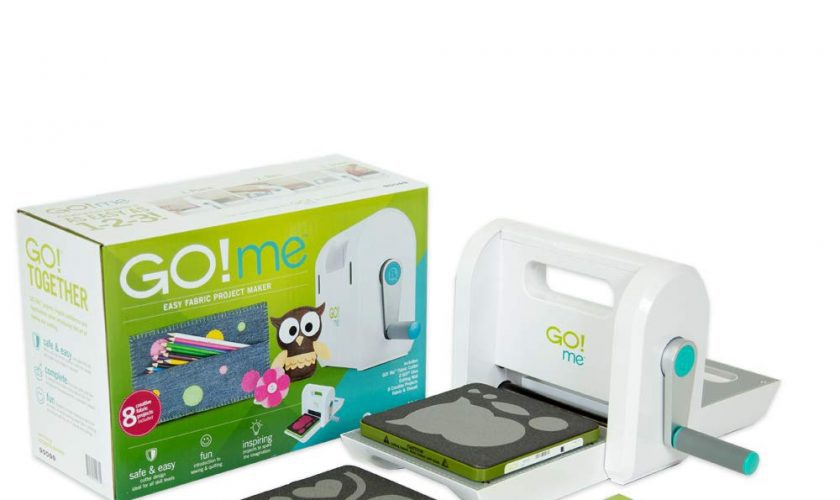 accuquilt go me fabric die cutter