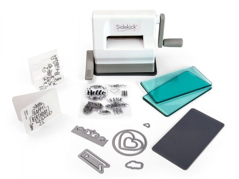 Sizzix Sidekick Manual Die Cutting Machine