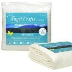 Angel Crafts & Sewing Cotton Batting for Quilts