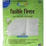 Pellon Fusible Fleece Quilt Batting