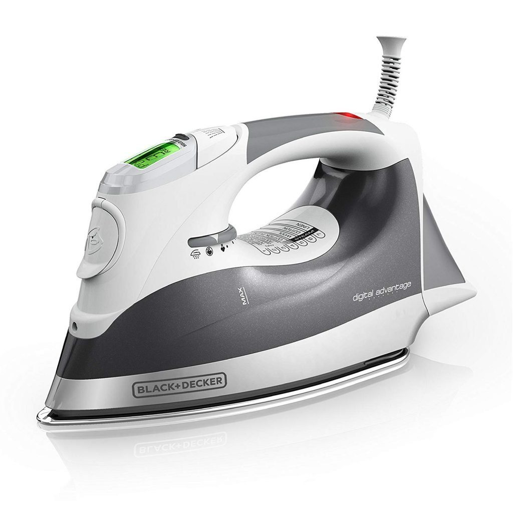 Black and decker d2030 quilting iron