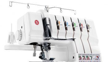 Singer professional serger sewing machine