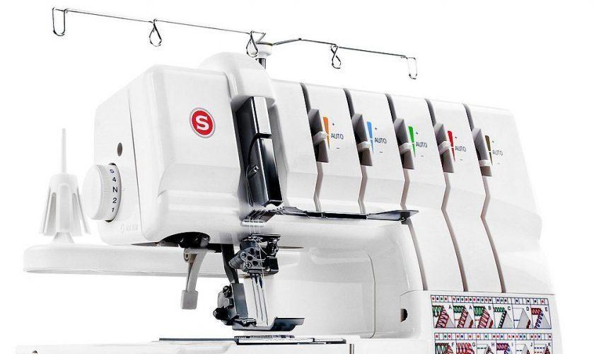 Singer professional serger sewing machine
