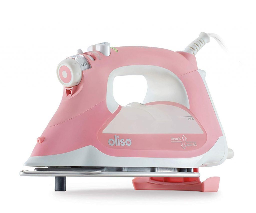 Oliso iron reviews