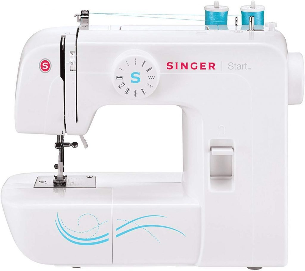 Singer Start 1304 mini portable sewing machine