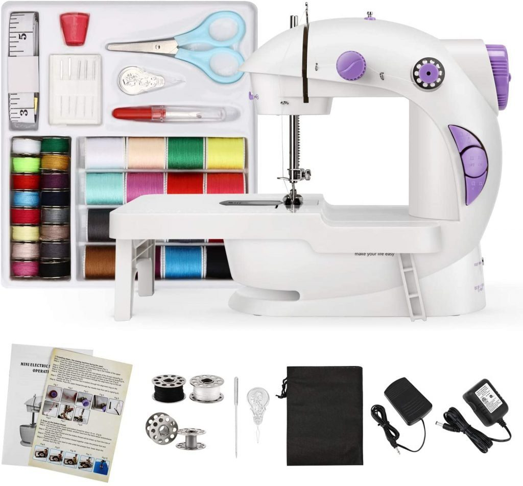 Magicfly mini sewing machine