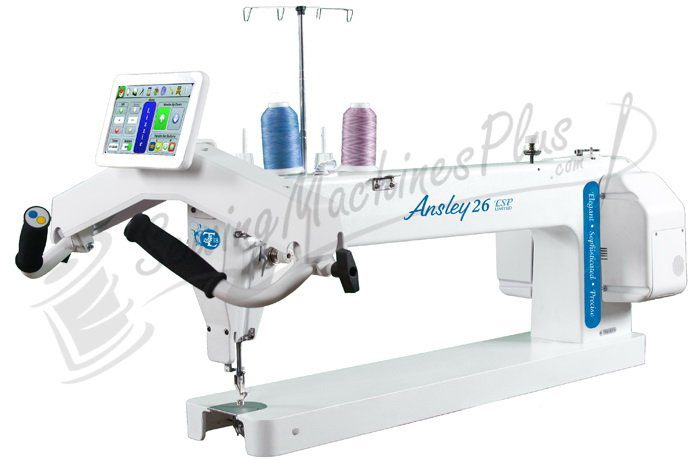 Ansley26 ESP Limited Long Arm Quilting Machine from TinLizzie18